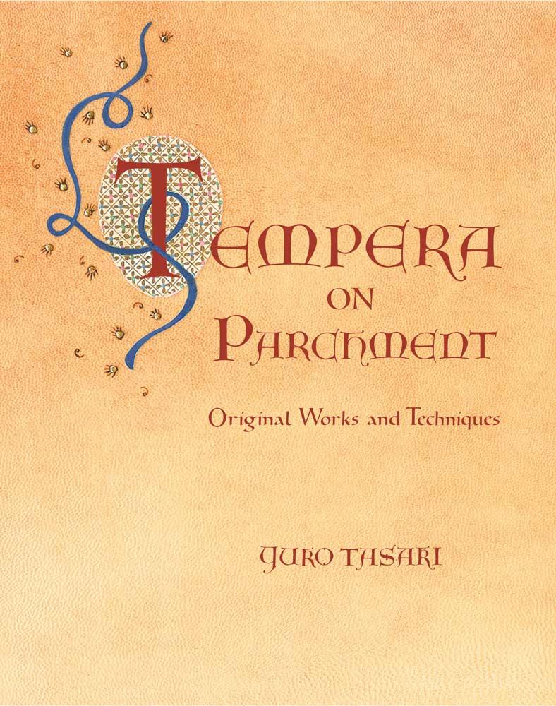 羊皮紙に描く テンペラ画